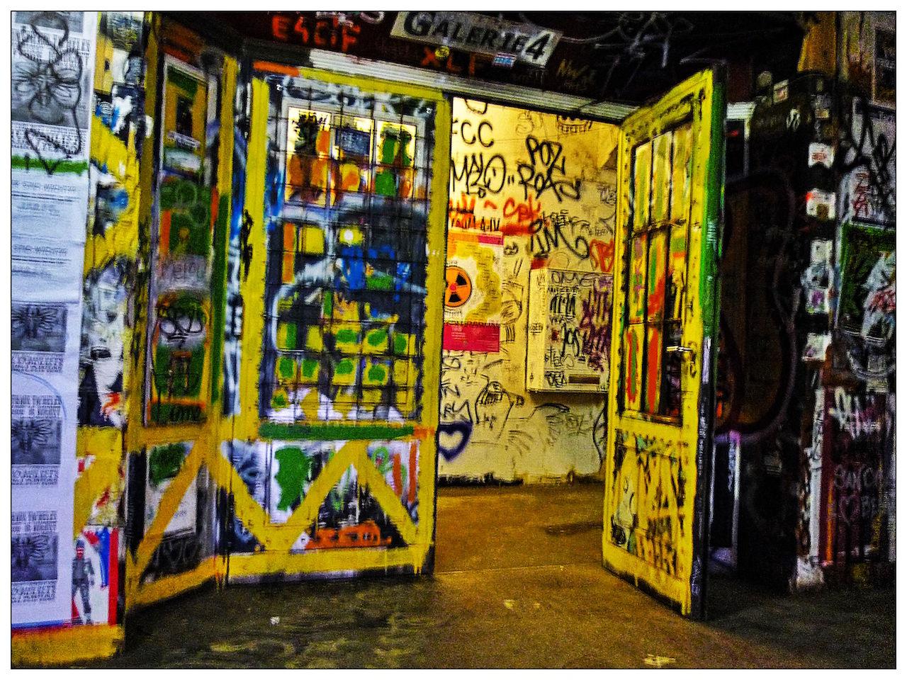 Galerie 4, Berlin © Jean-Philippe Cazier
