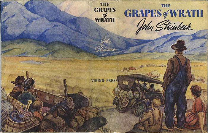 les raisins de la col u00e8re  des raisons de relire steinbeck